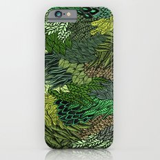 Leaf Cluster Slim Case iPhone 6