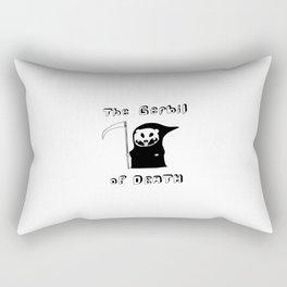 The Gerbil of DEATH Rectangular Pillow