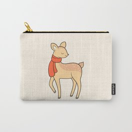 Doe deer Carry-All Pouch