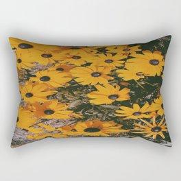 Brown Eyed Susan Rectangular Pillow