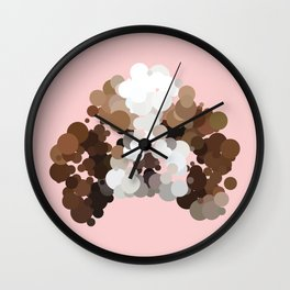 american cocker spaniel Wall Clock