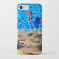 oasis iPhone & iPod Cases featuring Oasis by John Turck