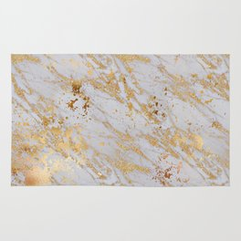 Marble Gold 1 Rug