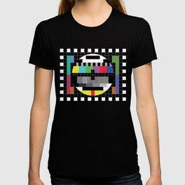 Mire - Testcard - Big Bang Theory T-shirt