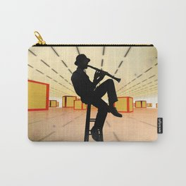 Cool Jazz 3 Carry-All Pouch