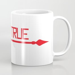 Fly True Coffee Mug