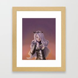 Fire Emblem Fates - Camilla Framed Art Print