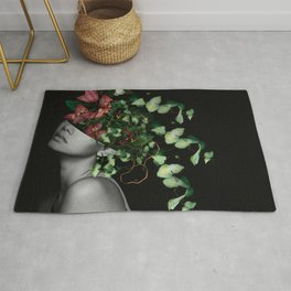 Lady Flowers X Rug