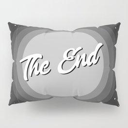 The End Pillow Sham