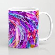 abstract spiral Mug
