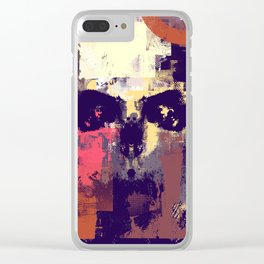 Face Clear iPhone Case