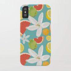 Citrus Slim Case iPhone X