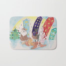 Canine Choir Bath Mat