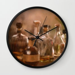 The Good Stuff Wall Clock