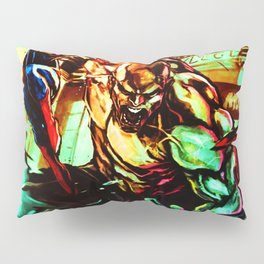 Battle Pillow Sham