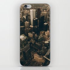 NYC from above - Ariel Image iPhone & iPod Skin