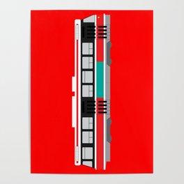 Toronto TTC Streetcar Poster