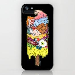 Eye for a Scream iPhone Case