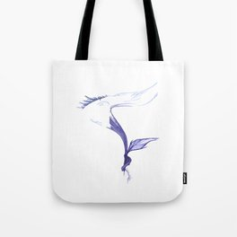 eye flower Tote Bag