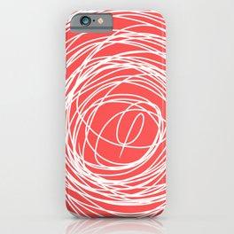 Nest of creativity iPhone Case