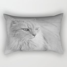 Whiskers Rectangular Pillow