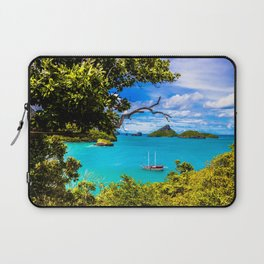 beautiful-water-and-ocean-thailand Laptop Sleeve