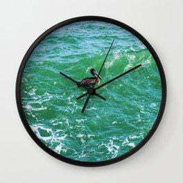Waterbird Wall Clock