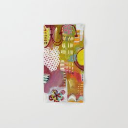 Jellyfish Garden Hand & Bath Towel