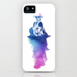 Grigio Girl iPhone Case