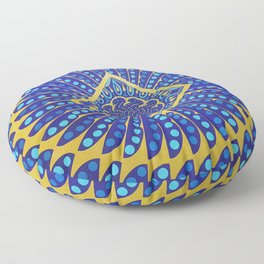 The Power of Creation Floor Pillow