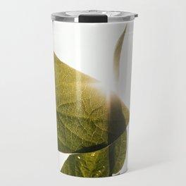 Nature' veins Travel Mug