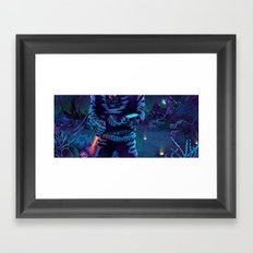 Execute Framed Art Print