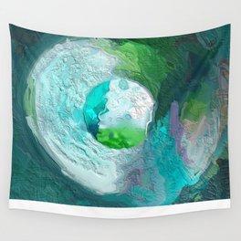 Abstract Mandala 189 Wall Tapestry