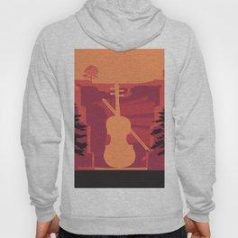 Music Mountains No. 4 Hoody