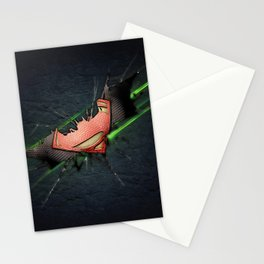 Superman is Dead Stationery Cards