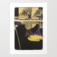 abX Art Print