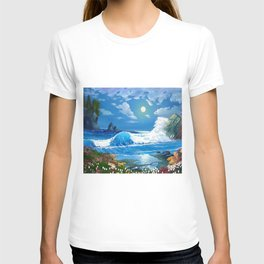 Sea Landspace T-shirt