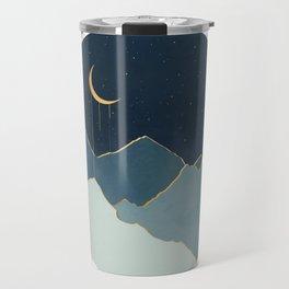 Golden Moon Travel Mug
