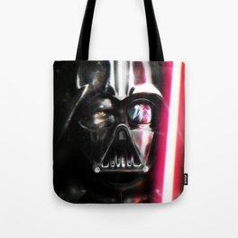 Ahsoka fight Vader Tote Bag