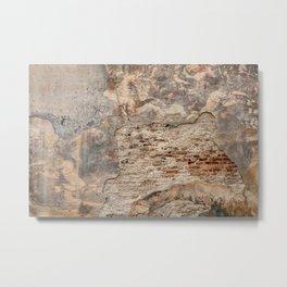 Renaissance Wall Metal Print
