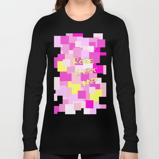 Pink is Me Long Sleeve T-shirt