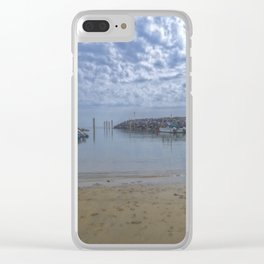 Tranquil. Clear iPhone Case
