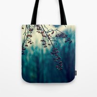 returns Tote Bags featuring Diminishing Returns by Faded  Photos
