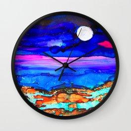 Marooned Wall Clock