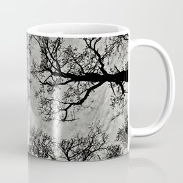 Meditative Power of Trees Coffee Mug
