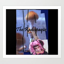 """The Closet Sessions"" by The Radiopaque Art Print"