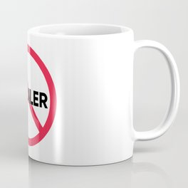 No Spoiler - Movies Collection Coffee Mug