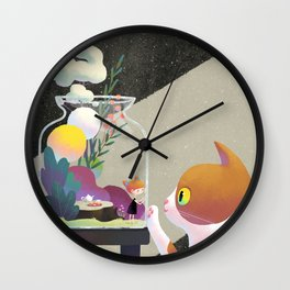 Adoption Wall Clock