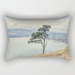 Mourne Mountains, Ireland Rectangular Pillow