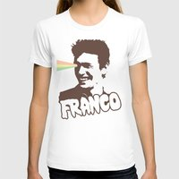 james franco T-shirts featuring Magic Franco by One Giant Eye